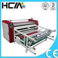 HCM digital roller sublimation heat press printing machine
