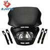 Black high quality halogen motorcycle light bulb for Super Sherpa KLX140 KX250