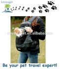 Lovoyager mesh pet backpack dog carrier bag