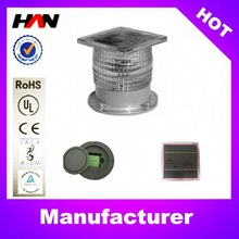 2014 hot sales remote controlled road hazard warning light