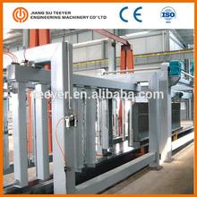 full automatic aac sand brick block machine india