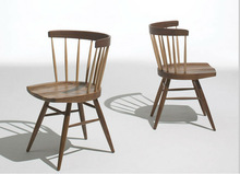 George Nakashima Straight Chair Knoll Straight Chair