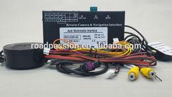 A4/A5/A6/A7/A8/Q5/Q7 Car Navigation System Including Reversing Camera / Touching GPS Navigation
