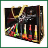 promotional fashionable non woven recycled shopping bag