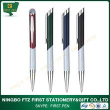 China supplier metal stylish ball pen