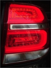 New arrival !! 12v led tail lamp for Chevrolet captiva 14 Plug and play led tail lamp with 2 years warranty