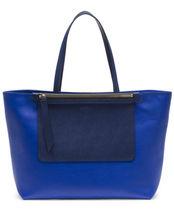 loyal blue leather shopper bag,genuine leather tote bag blank,leather bag manufacturer