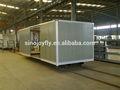 1 tonelada-- 2 toneladas pequeña camioneta de carga de camiones/caja de carga de camiones/mini caja van del cuerpo del carro