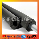 high density foam air condition tubes for ducting hot air rubber foam pipe