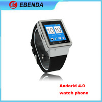 2013 Newest Smart Bluetooth Watch With Sync Function Sync Phonebook Call and SMS with Your Iphone and Android Mobile Phone