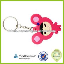 best selling mini dance shoe keychain with the high performance custom keychain