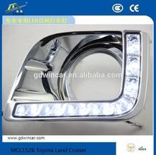 special light led Daytime running lights integrated kits Toyota Land Cruiser Prado (2013-2014)