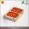 High quality Copper tube Copper fin water to air Condenser for refrigeration