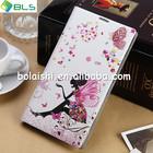 Flip cover mobile phone case for nokia lumia 1320 phone accessory