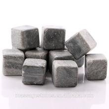 grigio pietra ollare 25mm cubo con fda