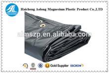 Black hdpe plastic tarpaulin sheet