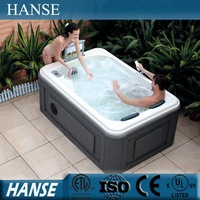 HS-SPA291 garden freestanding 2 person outdoor spa bathtub