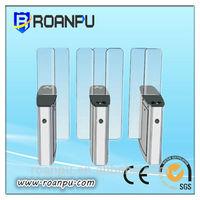 Electronic 2-meter High Access Control Revolving Door