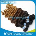 HOTselling ! 2014 Alibaba express wholesale cheap ombre hair extension ombre kanekalon braiding hair