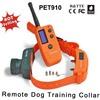 500m Range Waterproof Rechargeable Pet Training collar Beeper Collar
