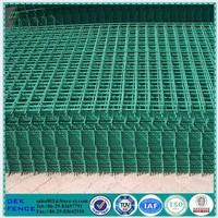 Square Heavy Gauge Welded 4x4 Galvanized Steel Wire Mesh Panels