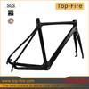 2014 Newest toray carbon fiber Disc brake road bike carbon frame,700C carbon frame with disk brake for sale