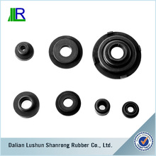 Rubber vibration isolators