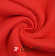 knit Cotton Fleece fabric for winter baby garment / underwear / blankets