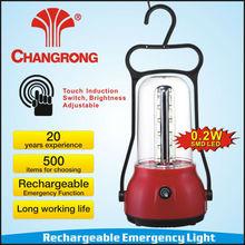 emergency lights brightness adjustable with 24pcs super bright led CR-1082F