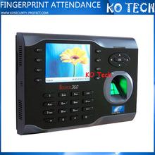 Asian Markets Favorable Biometric Finger print Time Attendance System