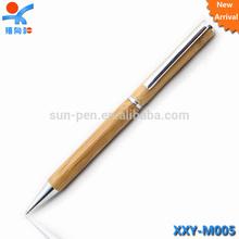 cheap wooden ball pen for business gift