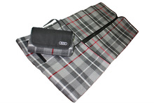 Outdoor rug, portable mat, Acrylic picnic beach blanket With Carrying bag
