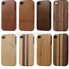 Bamboo cellphone case