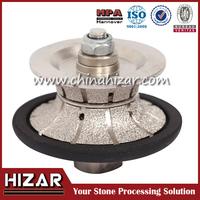 granite abrasive grinding wheel machine profile drywall