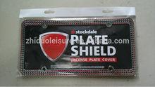 Crystal license plate frame,diamond license plate frame
