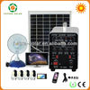 12V DC output solar photovoltaic system for lighting,mobile phone charge