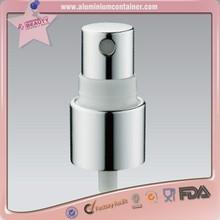 Plastic Popular perfume pump liquid hand fine 28/410 plastic aluminum perfumes sprayer