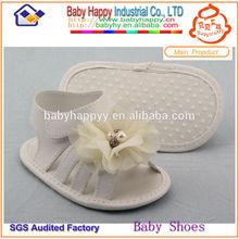 China wholesale barefoot baby sandal
