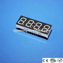 0.39 inch 4 digits led large digital wall clock time display