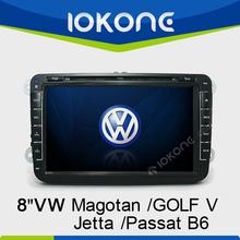 2din Car Multimedia Car dvd player Car Gps Navigation System for VW Magotan/Golf/Passat/Jetta
