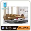 2014 moderna forma de l sofá capa, melhor venda sofá em l j823