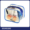 Best selling hearing aid accessory clear PVC bag