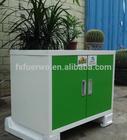 steel almirah/metal cabinet small/iron almirah furniture from china