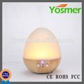 Las luces de temporizador de apagado de vidrio mini difusor de aroma/de madera difusor de aroma