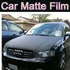 matte black cars/ Matte Vinyl Car Body Protective Film /Matte Car Sticker With Self Adhesive
