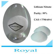 Lithium Nitrate 99% CAS-No. 7790-69-4