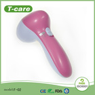 F02 Electronic battery deep cleansing facial brush and massager
