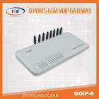 goip 8 ports gateway/gsm gateway/voip gateway,goip/free international calls
