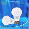 E12 Base Incandescent Plastic Housing aluminum gu10 led bulb with smd 5050 21 leds 280lm