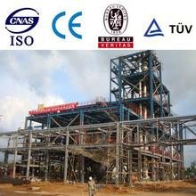 Totalmente continua de aceite de cocina usado equipo con ISO9001